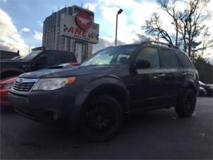 2010 Subaru Forester XT Limited TURBO AWD 2.5 4 CYL | CERTIFIED