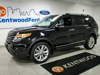 2012 Ford Explorer Limited, 3.5L V6, 4WD, Leather, Dual panel mo