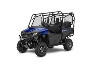 2019 Honda Pioneer 700 Deluxe 4x4 -Commercial pricing available