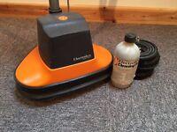 Floor polisher