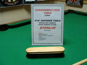POOL TABLES - USED - THREE TO CHOOSE FROM!!! Kitchener / Waterloo Kitchener Area image 4
