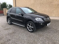 2008 Mercedes ML320 CDI AMG Sport 10th Edition Fully Loaded Mint Jeep