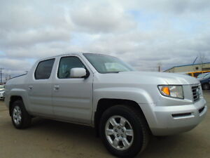2006 Honda Ridgeline EX-L-LEATHER--SUNROOF--DVD--HDTV--R/STARTER