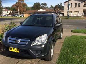 2004 Honda CRV SUV (MANUAL) Greystanes Parramatta Area Preview
