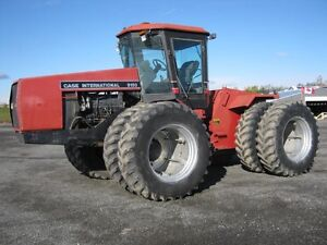 1990 Case IH 9150 Tractor
