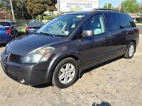 2004 Nissan Quest S AUTOMATIC ALL POWER DVD RUNS LIKE NEW