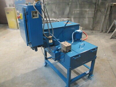 Heated Automatic Auger Parts Washer Nice Working Condition
