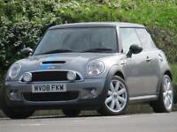2008 Mini 1.6 Cooper S 52,000 MILES PAN ROOF CHILLI PACK