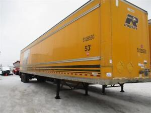 (130) 1999-2003 MANAC 53' DRY VANS (CARTAGE AND STORAGE)