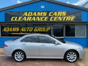GREAT VALUE FOR MONEY 2006 AUTOMATIC EURO LUXURY EDITION HONDA ACCORD TRAVELLED LOW KMS Eagle Farm Brisbane North East Preview