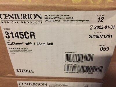 Case Of 12 Centurion Gomco 3145cr Circumcision Clamp 1.45 Cm Bell Exp 0123