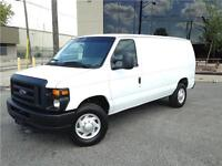 2008 Ford E-250 Econoline Cargo Van Commercial **ONLY 130KM**
