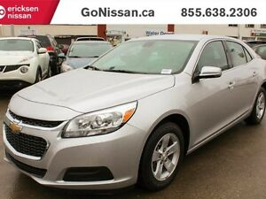 2016 Chevrolet MALIBU LIMITED Alloy Rims, Air Conditioning, Blue