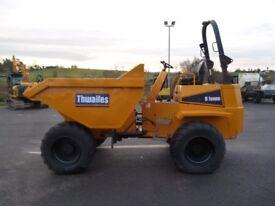 2012 Thwaites 9 ton Dumper, 2247h