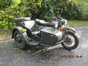 2013 Ural Gear-Up with 2WD