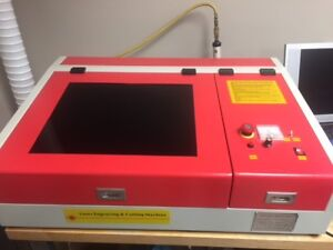 40W Co2 laser engraver & cutter