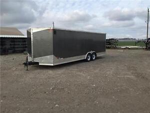 2016 Enclosed Trailers