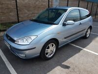 LIKE NEW FORD FOCUS AUTOMATIC ONLY 69K MILES FSH