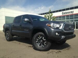 2019 Toyota Tacoma 4WD TRD Off Road 4x4 Double Cab 127.4 in. WB