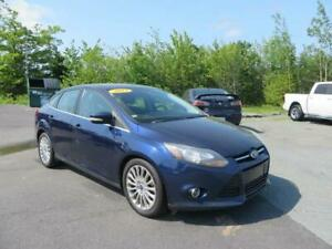$79 BI WKLY ! GREAT DEAL! 2012 Ford Focus Titanium BIG SCREEN