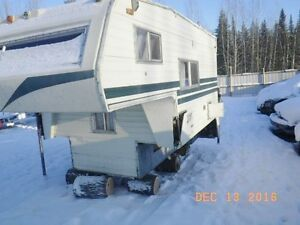 8.5-9 ft Truck Camper in Quesnel BC