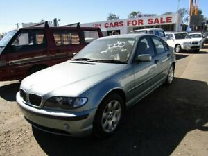 2004 BMW 318i E46 MY2004 Executive Steptronic Green 5 Speed Automatic Sedan Moorooka Brisbane South West Preview