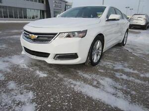 2015 Chevrolet Impala LT CERTIFIED PRE OWNED!