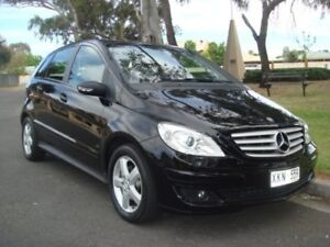 2005 Mercedes-Benz B200 W245 Black 7 Speed Constant Variable Hatchback Broadview Port Adelaide Area Preview
