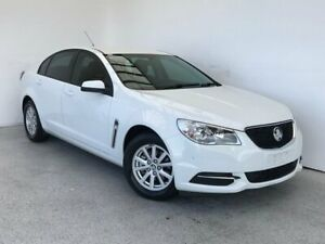 2017 Holden Commodore VF II MY17 Evoke White 6 Speed Sports Automatic Sedan Mount Gambier Grant Area Preview