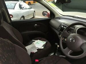 2008 Nissan Micra K12 City Collection 4 Speed Automatic Hatchback Brooklyn Brimbank Area Preview