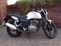 Zontes ZT Panther 125cc Geared naked - Cheap 16 plate - Ready to ride - free helmet - learner ready