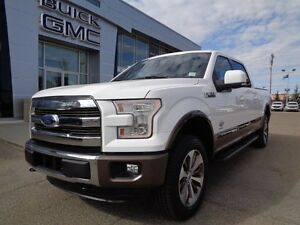 2015 Ford F-150 King Ranch - 4x4! Leather, Navigation