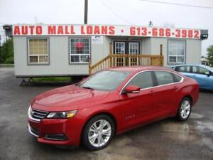 2014 Chevrolet Impala LT **PAY ONLY $63 WEEKLY OAC**