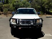 2012 Ford Ranger PX XLT Double Cab White 6 Speed Manual Utility Mile End South West Torrens Area Preview