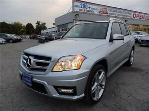 2012 Mercedes-Benz GLK 350, 4 MATIC,NO ACCIDENTS ONTARIO VEHICLE