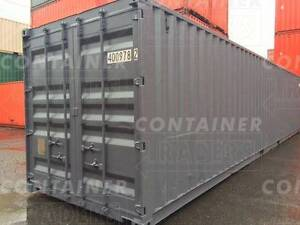 Shipping Containers – New & Used! In Ipswich From $1920 ExGST Ipswich Ipswich City Preview