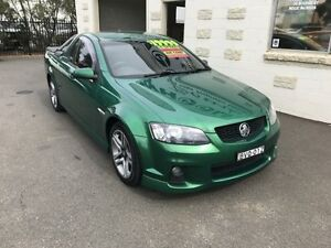 2011 Holden Commodore VE II SV6 Poison Ivy 6 Speed Manual Utility Dubbo Dubbo Area Preview