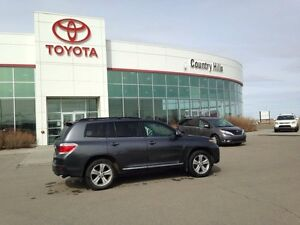 2013 Toyota Highlander V6 4dr AWD, Sport, Leather