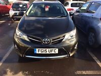 PCO REGISTERED/UBER READY 2015 TOYOTA AURIS TOURING SPORTS 1.4L ESTATE