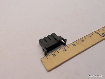Body Electrical Wiper - NOS MoPar 1966-1976 A, B-body Wiper Motor plastic ELECTRICAL TERMINAL BULKHEAD