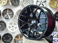 19 Inch VMR V710 style Wheels for BMW 3 5 series Call 9056732828