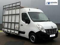 2011 Renault Master MM35 DCI S/R Diesel white Manual
