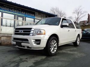 2015 FORD EXPEDITION MAX LIMITED 4x4