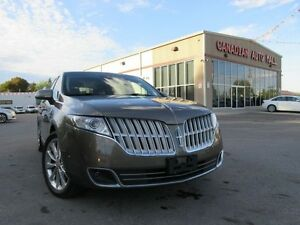 2012 Lincoln MKT AWD, NAV, ROOF, LEATHER, 71K!