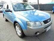 2005 Ford Territory SY TX AWD Blue 6 Speed Sports Automatic Wagon Enfield Port Adelaide Area Preview