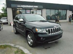 JEEP GRAND CHEROKEE LIMITED 4X4 2011 **CUIR+TOIT+NAVIGATION**