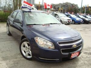 2009 Chevrolet Malibu LS Only 123km