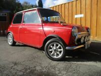 ROVER MINI 1.3 1.3I 2d 62 BHP (red) 1998