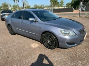 2009 Toyota Aurion ATX Silver 4 Speed Auto Active Select Sedan Holtze Litchfield Area Preview