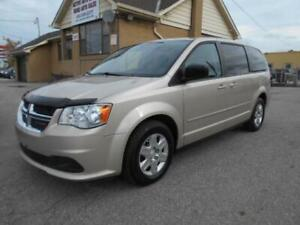 2013 DODGE Grand Caravan SE 3.6L V6 StoNGo Certified 175,000KMs